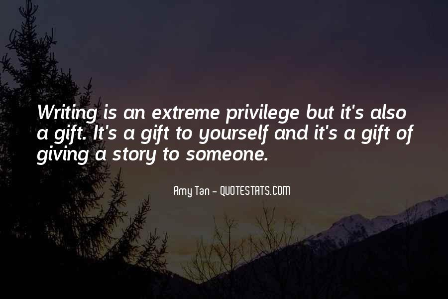 Amy Tan's Quotes #436025