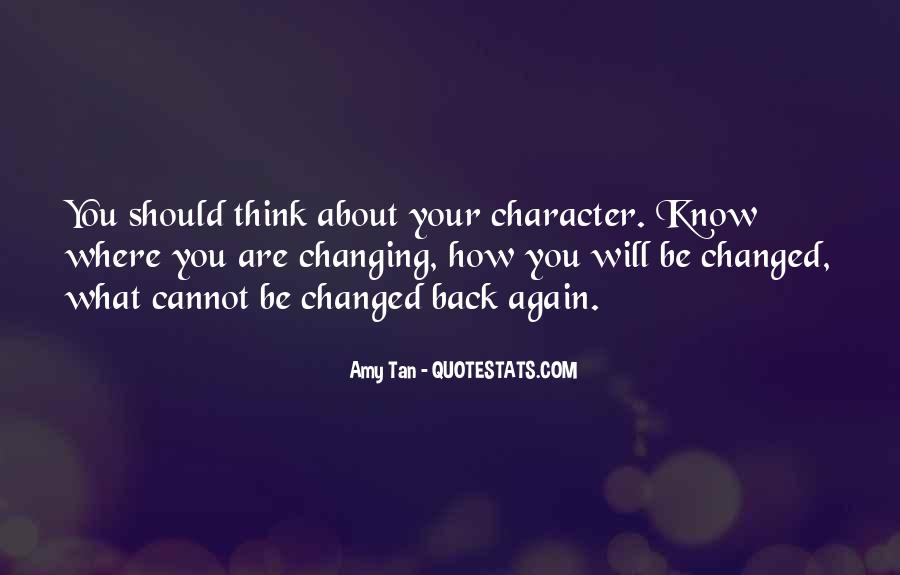 Amy Tan's Quotes #506357