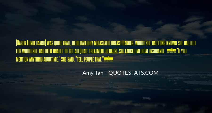 Amy Tan's Quotes #54742