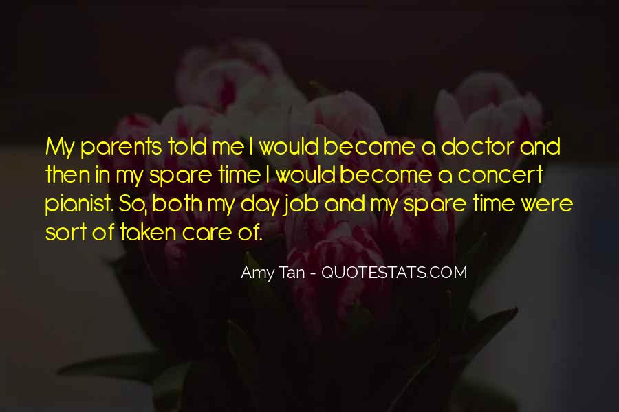 Amy Tan's Quotes #70846