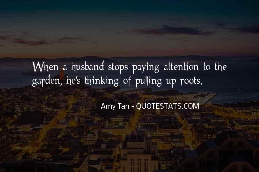 Amy Tan's Quotes #839523