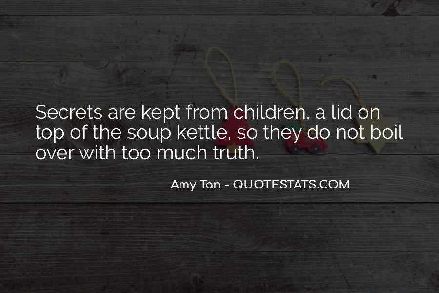 Amy Tan's Quotes #8901