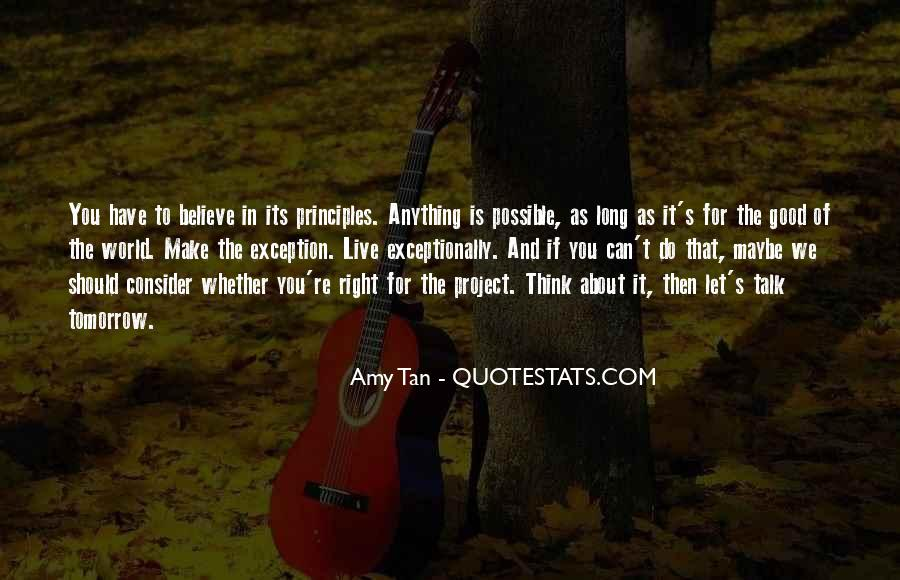 Amy Tan's Quotes #95881