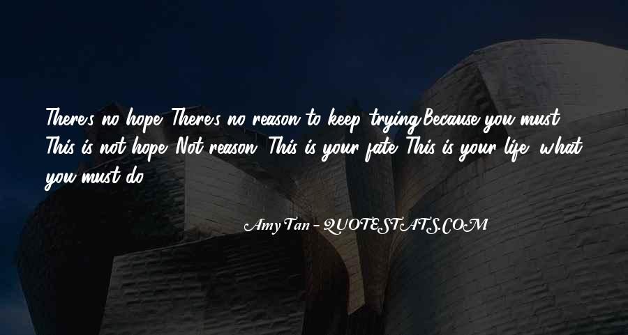 Amy Tan's Quotes #961549