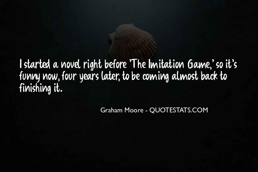 An Imitation Game Quotes #267802