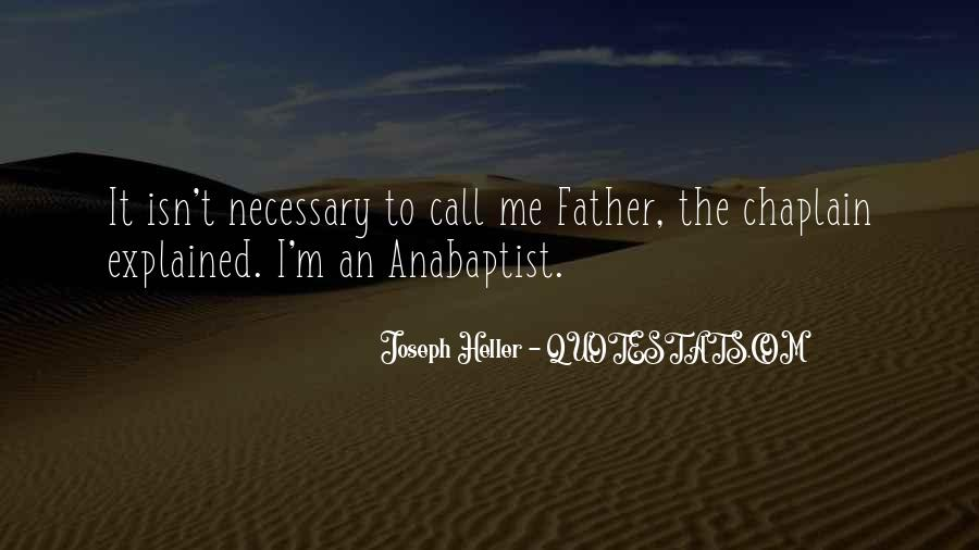 Anabaptist Quotes #750876