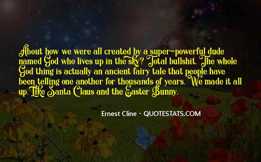 Ancient God Quotes #1013194