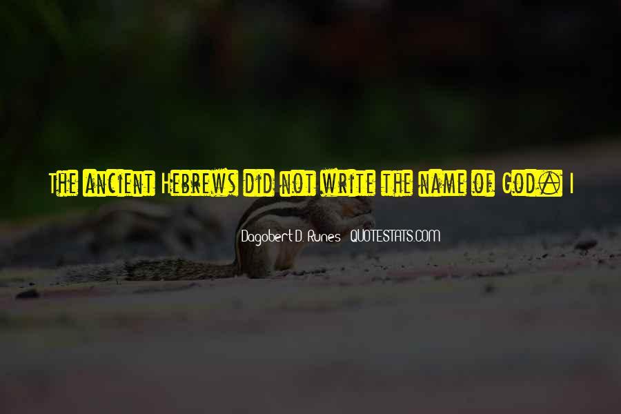 Ancient God Quotes #1017020