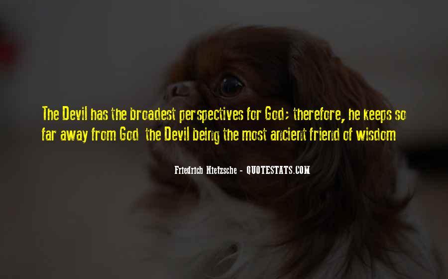 Ancient God Quotes #1101500