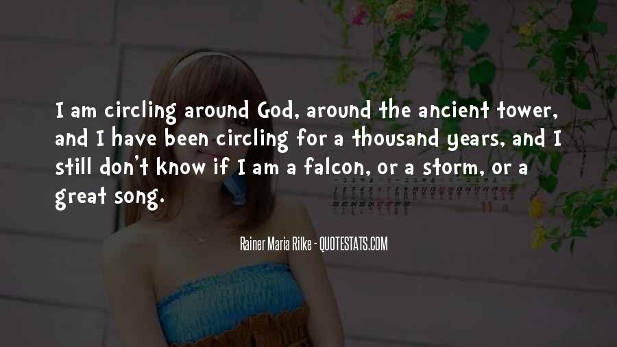 Ancient God Quotes #1103893