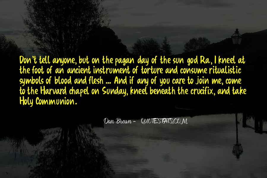 Ancient God Quotes #1169800