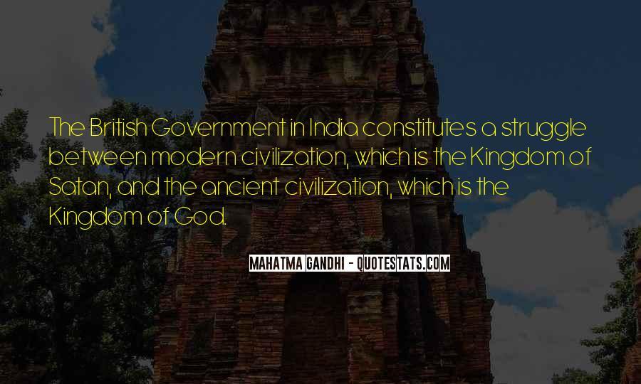 Ancient God Quotes #1326106
