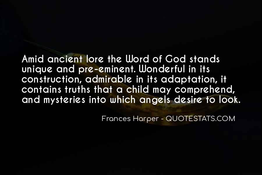 Ancient God Quotes #1398815