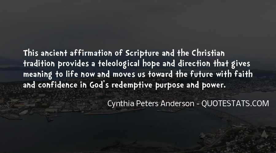 Ancient God Quotes #1417981