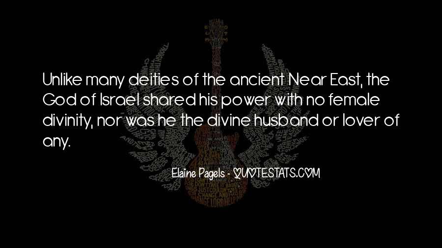 Ancient God Quotes #1494363