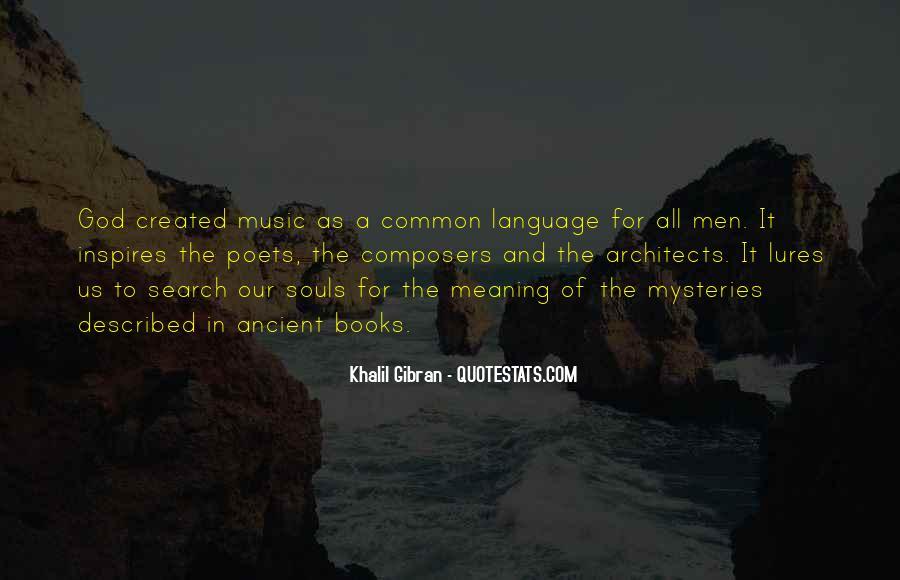 Ancient God Quotes #1510732