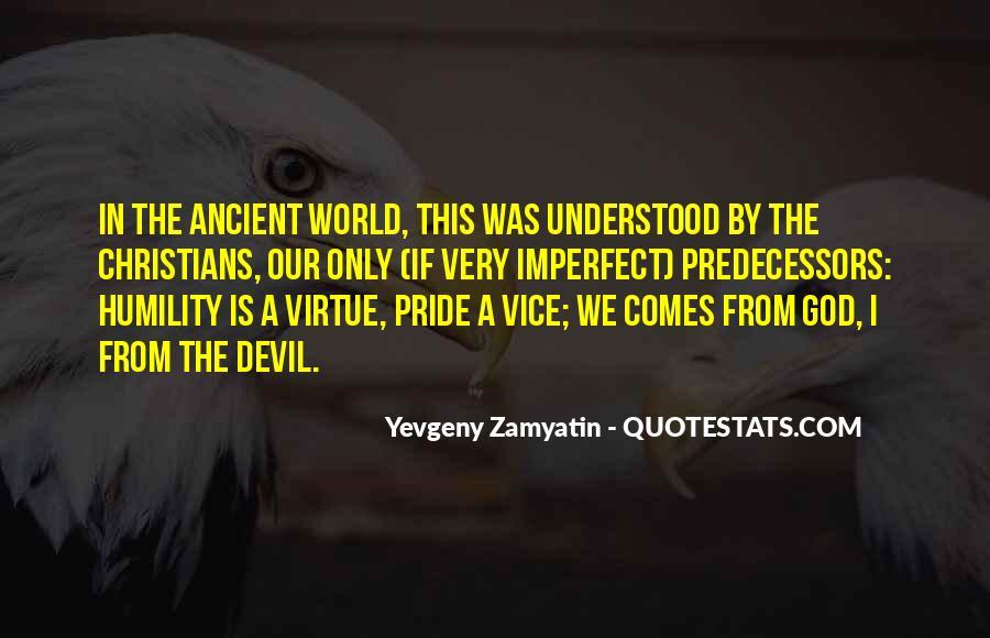 Ancient God Quotes #1615040
