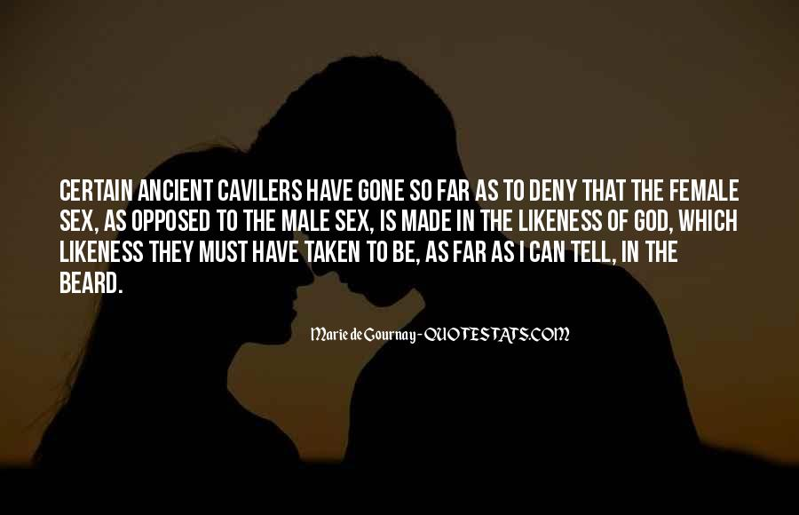 Ancient God Quotes #1654701