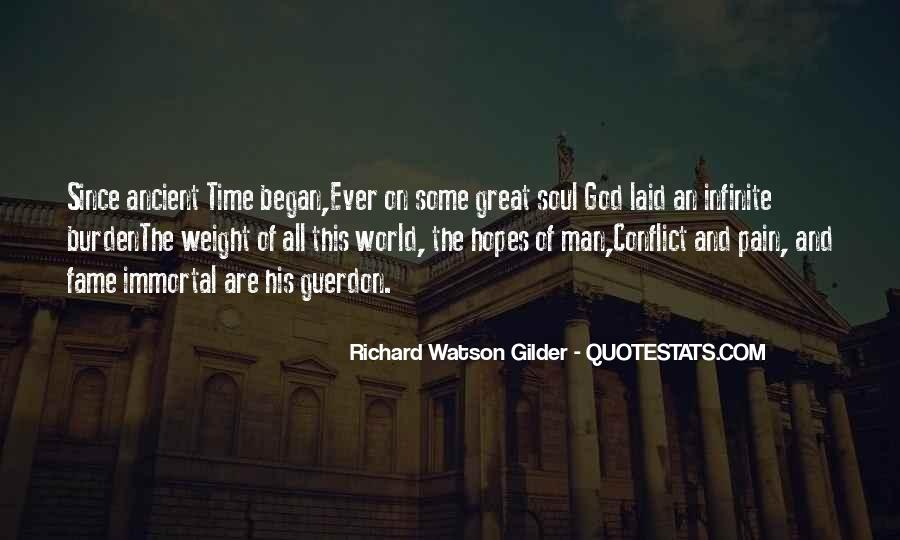 Ancient God Quotes #1692681