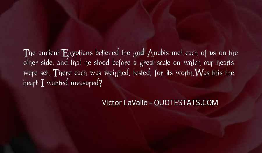 Ancient God Quotes #17205