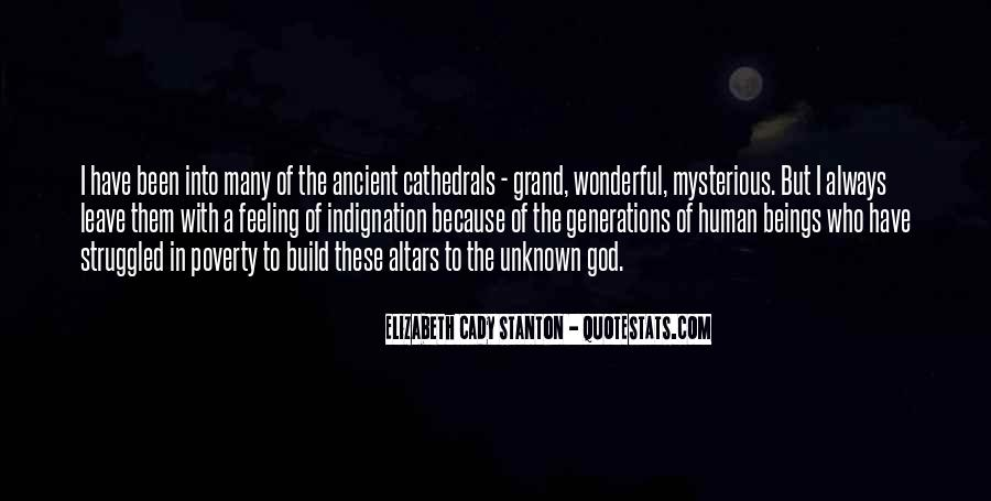 Ancient God Quotes #1787669