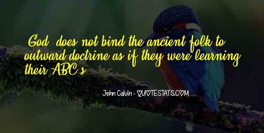 Ancient God Quotes #1850386