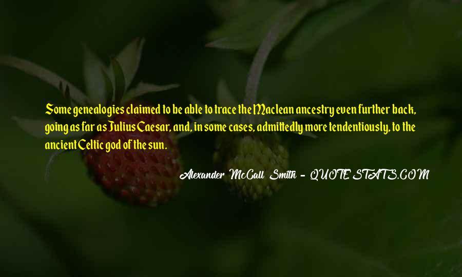 Ancient God Quotes #293248