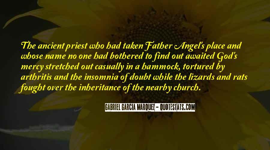 Ancient God Quotes #376740