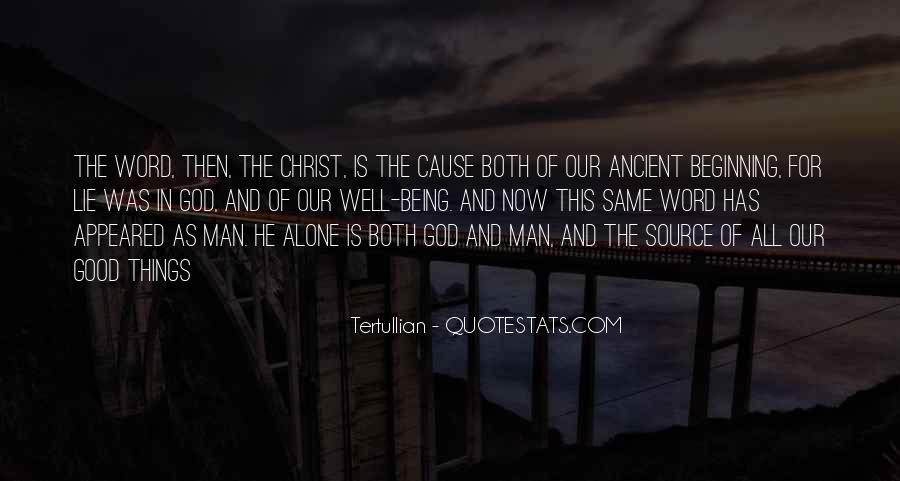 Ancient God Quotes #530295