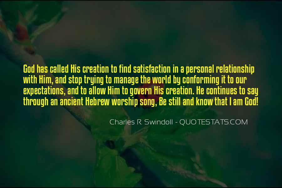 Ancient God Quotes #568072