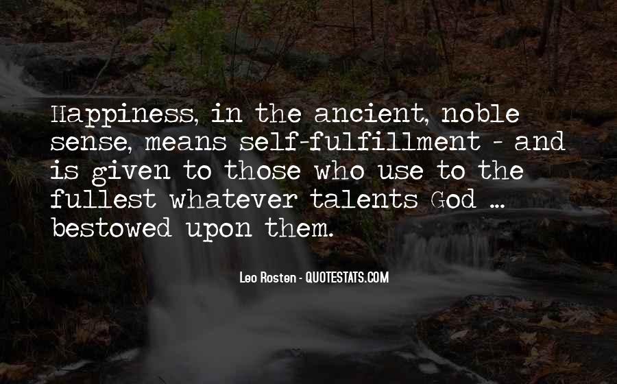 Ancient God Quotes #621031