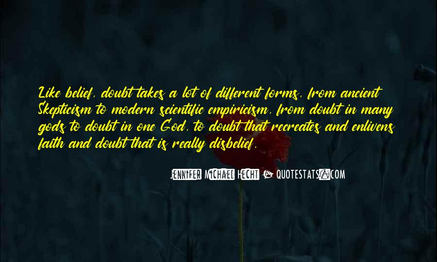 Ancient God Quotes #684784