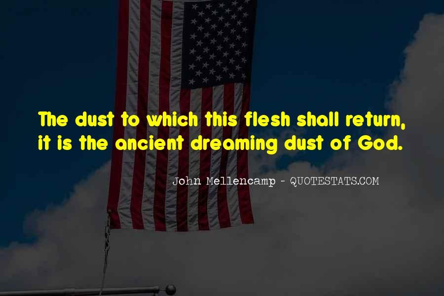 Ancient God Quotes #772638