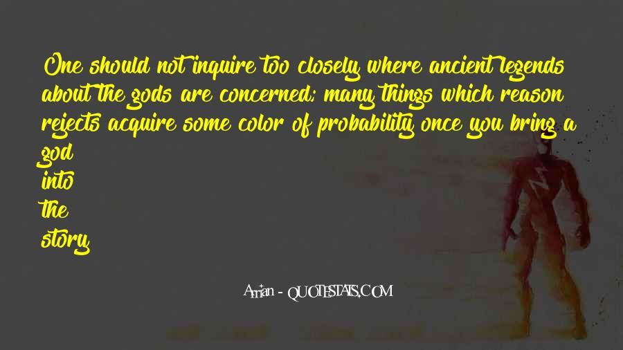 Ancient God Quotes #883542