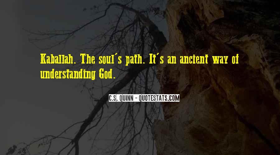Ancient God Quotes #918168