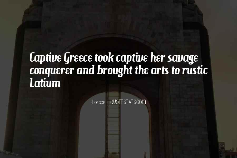 Ancient Greece War Quotes #131591