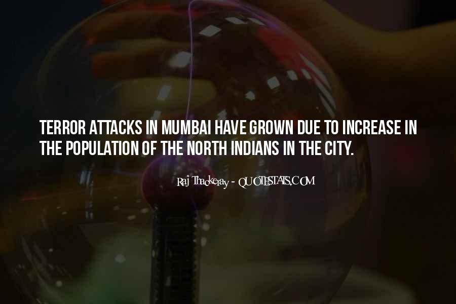 Quotes About Mumbai City #1027759