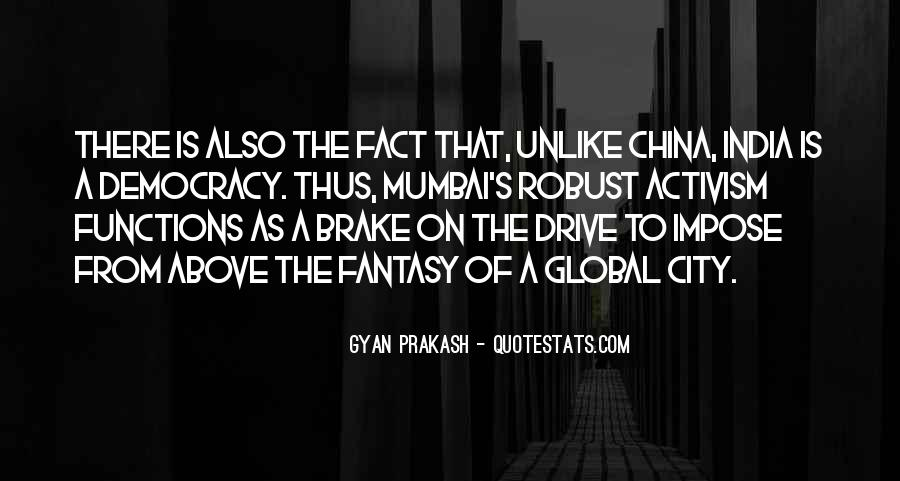 Quotes About Mumbai City #1550551