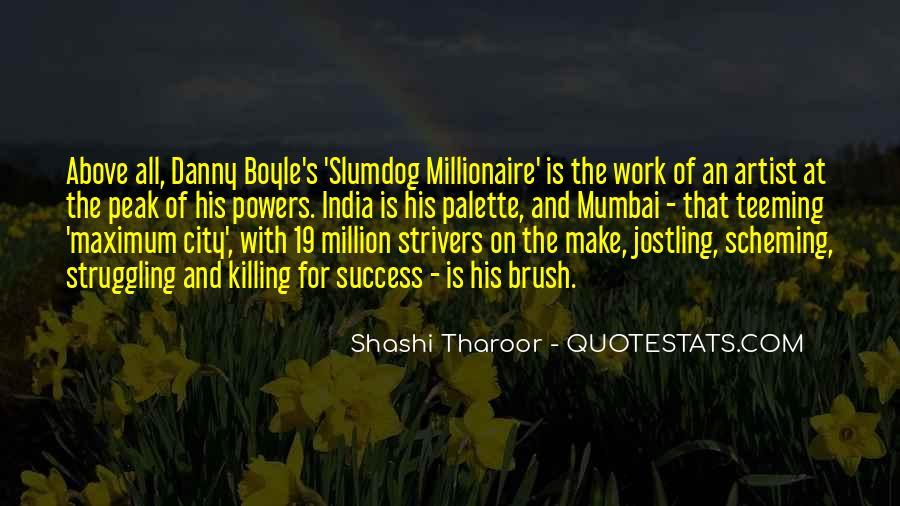 Quotes About Mumbai City #1734288