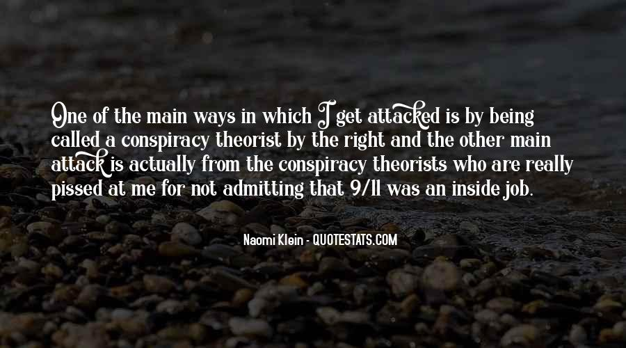 Quotes About Theorist #1182138