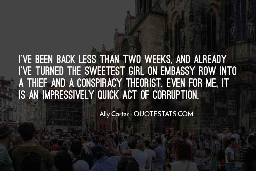 Quotes About Theorist #1282470