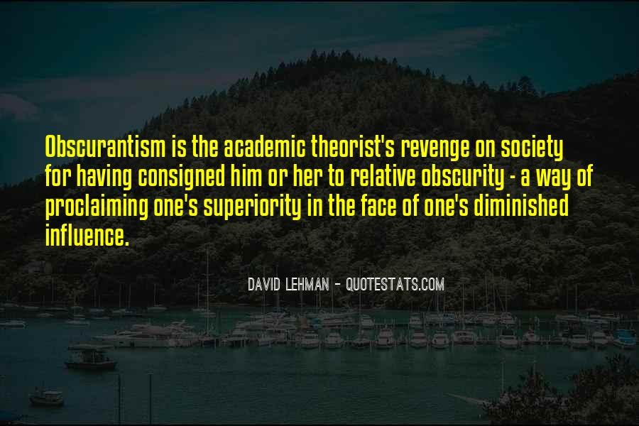 Quotes About Theorist #423773