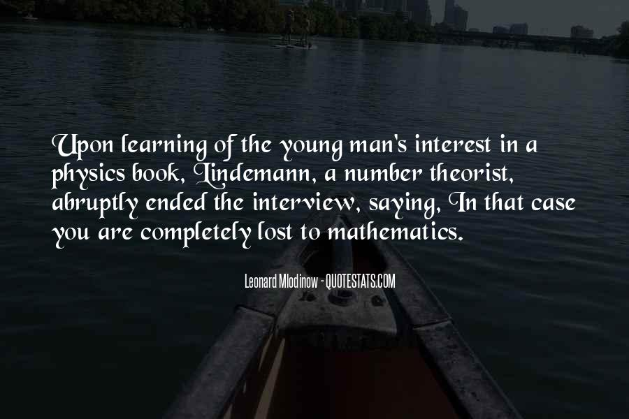 Quotes About Theorist #472198