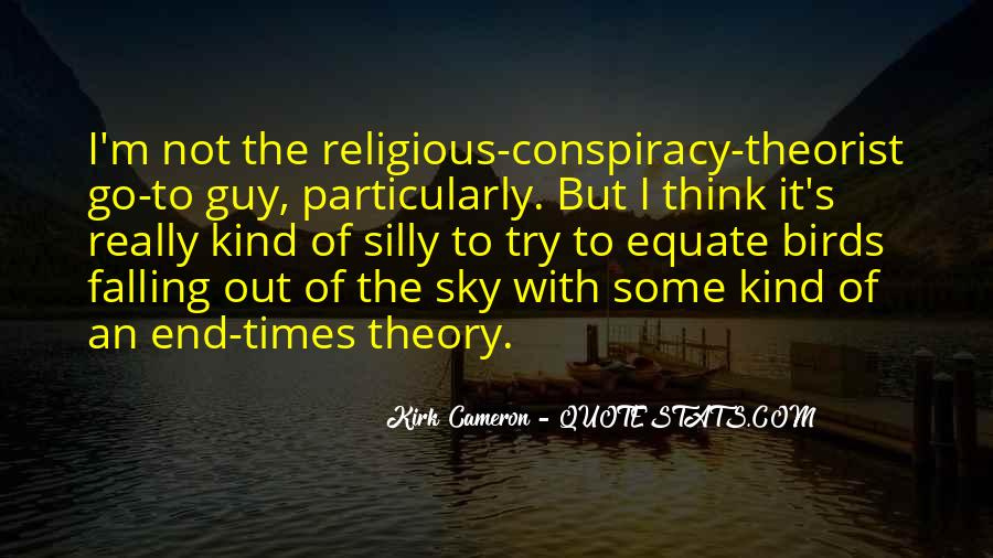 Quotes About Theorist #733485