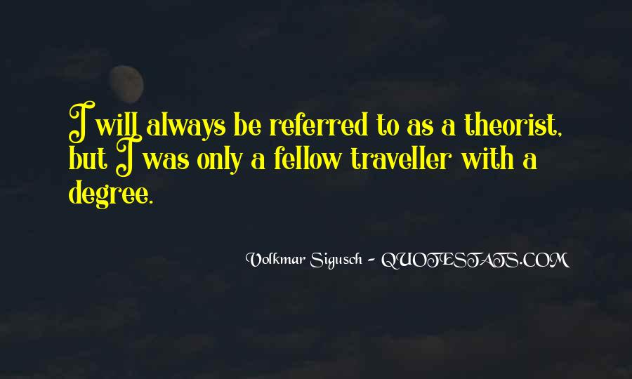 Quotes About Theorist #751205