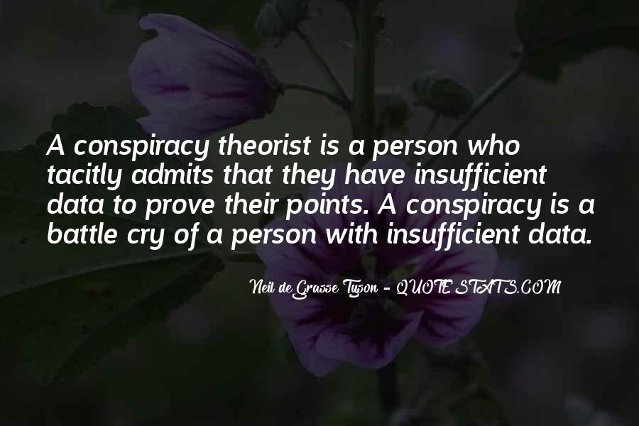 Quotes About Theorist #874404