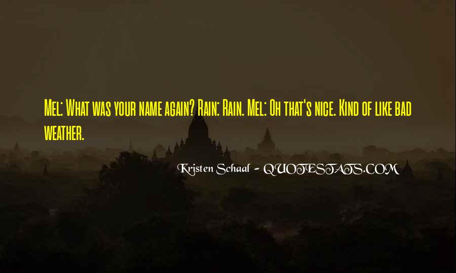 And Then There Were None Weather Quotes #17373