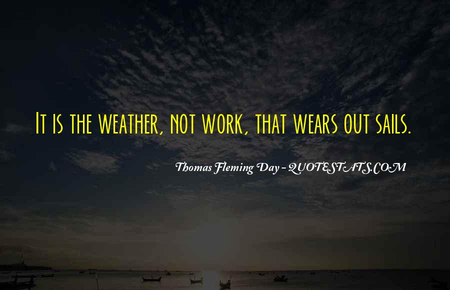 And Then There Were None Weather Quotes #5059