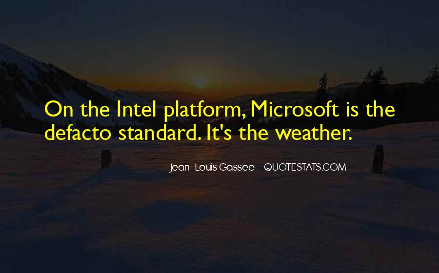 And Then There Were None Weather Quotes #5617