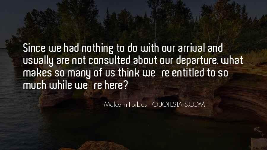 And While We Are Here Quotes #1135471